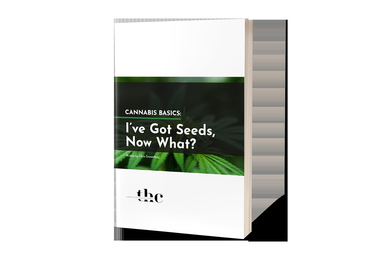 I've Got Seeds Book